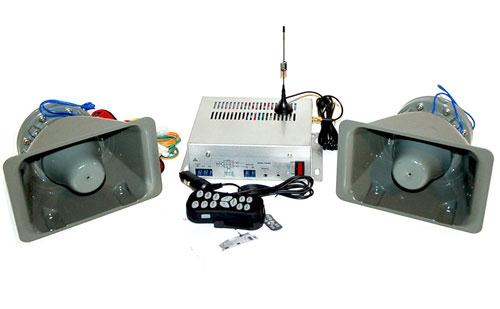 adsh11 200 watt wireless police siren & speaker