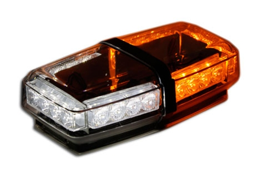 Amberwhite led mini light bar roof strobe mini lightbar mozeypictures Image collections